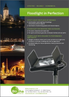 Flyer Floodlights