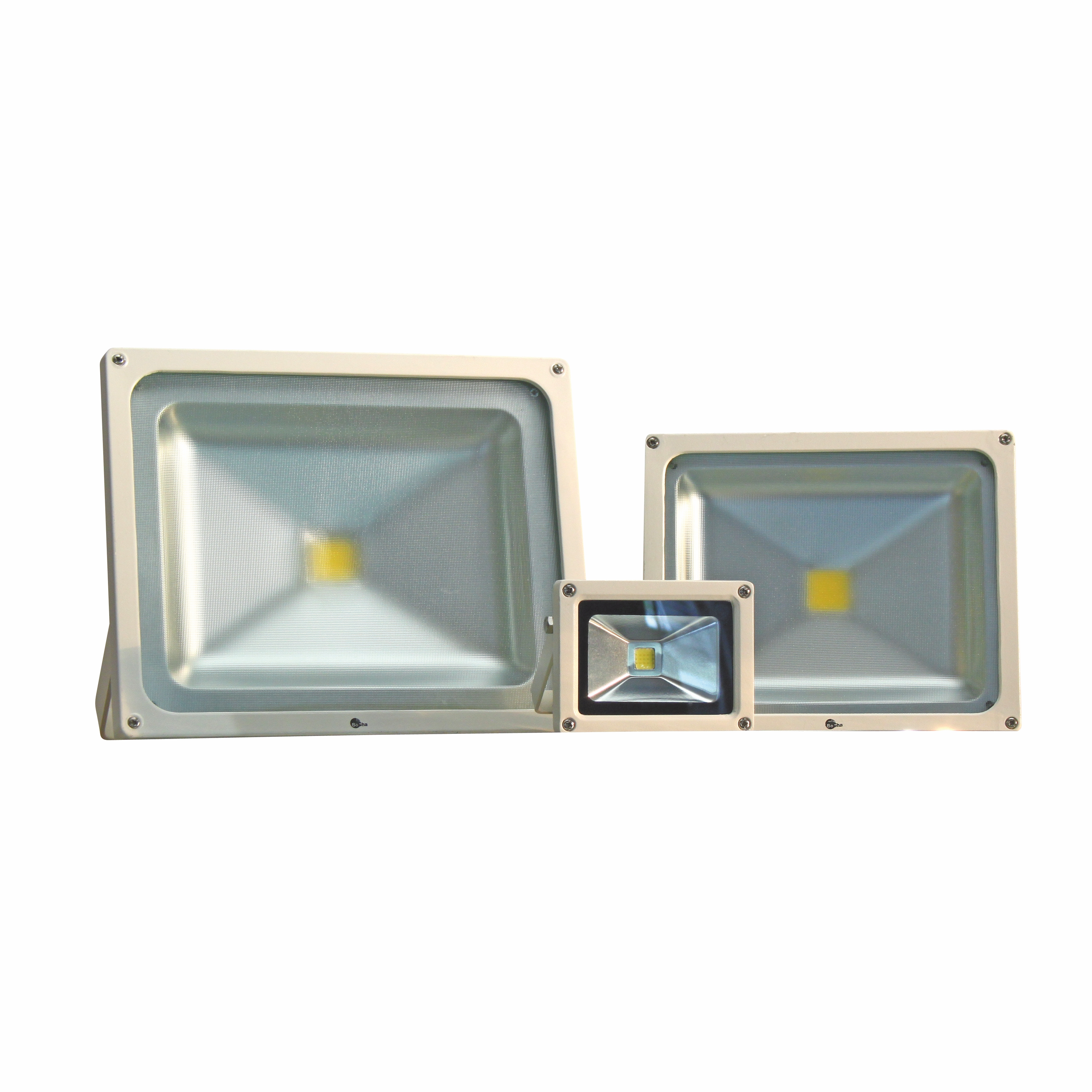 LED Floodlight Angular